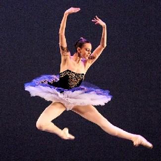 Ballet photos. Denys Matviyenko